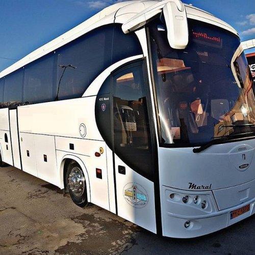 تأمین اتوبوس سوپردولوکس جهت ایاب و ذهاب کارکنان قرارداد ۲۸۸۱