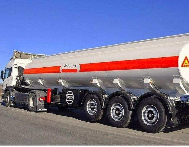 تأمین یک دستگاه تانکر حمل سوخت دستگاه حفاری ۴۱ فتح قرارداد ۸۸۰۲۲۸
