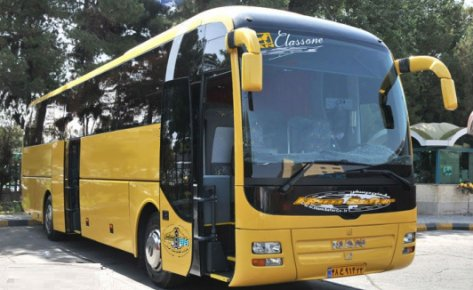 تأمین اتوبوس جهت ایاب و ذهاب کارکنان ۴۱ فتح حفاری قرارداد ۵۱۰۰