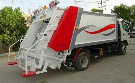 بارگیری،حمل و تخلیه پسماند دستگاههای پروژههای جزیره کیش قرارداد ۹۴۰۷۴۷