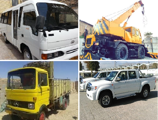 تأمین ماشین آلات و خودروهای دستگاههای حفاری ۶۱ و ۶۹ قرارداد ۹۵۰۵۲۹