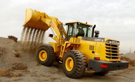 تأمین لودر چنگک دار و بیل مکانیکی قرارداد ۵۱۳۲