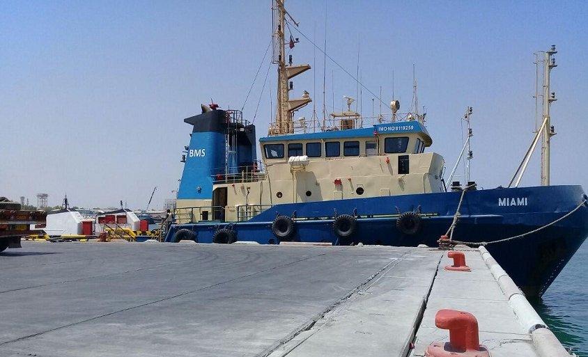 تأمین خدمات بندری و امور پشتیبانی و تدارکات دریایی و خشکی قرارداد ۹۷۰۵۲۶