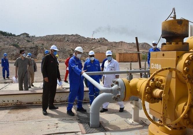 تامین خدمات مورد نیاز پروژه های حفاری در دریا و خشکی قرارداد ۹۷۰۳۴۷